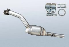 Catalyseur RENAULT Clio III 1.2 16v (BR0/1)