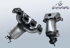 Catalyseur OPEL Corsa D 1.2 ecoFLEX (0A08)