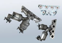 Catalyseur VW Eos 2.0 FSI (1F)