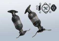 Catalyseur ALFA ROMEO 147 1.6 16v Twin Spark (937AX)
