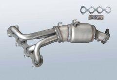 Catalyseur MERCEDES BENZ CLC-Klasse CLC 200 Kompressor (CL203741)