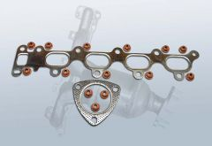 Montagesatz Katalysator OPEL Astra G 1.6 Twinport (F48,F08)