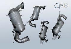 Filtres à particules diesel OPEL Cascada 2.0 CDTI (W13)