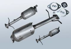 Filtres à particules diesel FORD Transit Connect 1.8 TDCI (TC7)