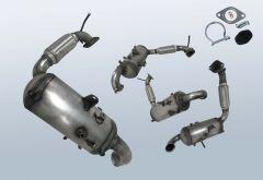 Filtres à particules diesel FORD B-Max 1.6 TDCI (CB2)