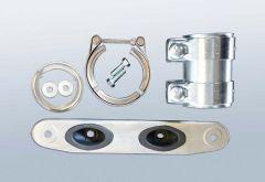 Montagesatz Dieselpartikelfilter AUDI A3 2.0 TDI (8P1)