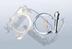 Montagesatz Dieselpartikelfilter MAZDA 2 1.6 MZ-CD (DE)