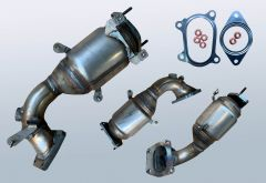 Catalyseur ABARTH 500 595 695 1.4 T Jet (312AXF1A)