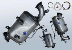 Filtres à particules diesel CHEVROLET Captiva 2.0 D (C100)