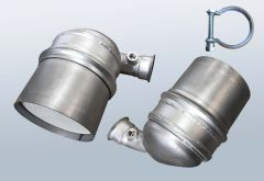 Filtres à particules diesel PEUGEOT 301 1.6 HDI 90