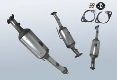 Filtres à particules diesel FORD Kuga II 2.0 TDCI (CBS)