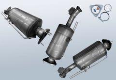 Filtres à particules diesel IVECO Daily VI 3.0l (35C17)