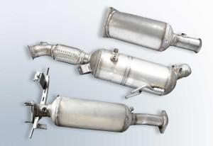 Filtres à particules diesel